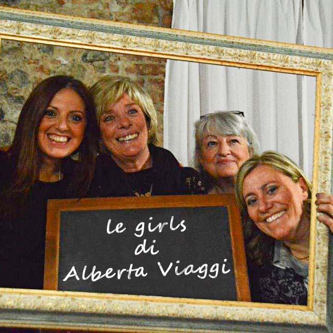 Le girls di Alberta Viaggi